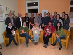 Buchmesse 2015 - Lesung Gelnhausen