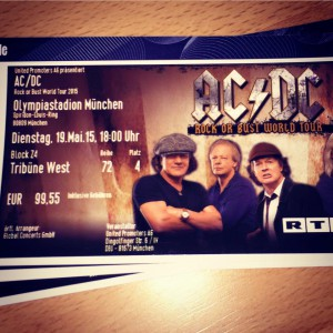 acdc ticket